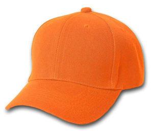 หมวกแก๊ป6ชิ้น